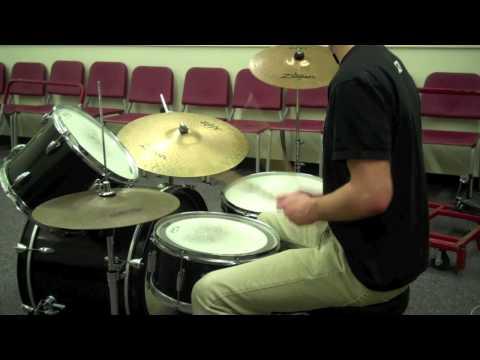Emery- Rock-N-Rule (A Drum Cover) [HD]