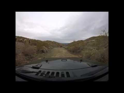 Aztec Wash Trail Nevada Trailsoffroad com
