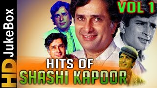 Shashi Kapoor Superhit Song Collection Jukebox Vol 1 | Superhit Old Hindi Video Songs