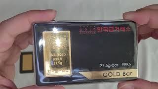 골드바 10돈(37.5…