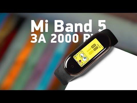 Xiaomi Mi Band 5 — в двух версиях и за копейки!