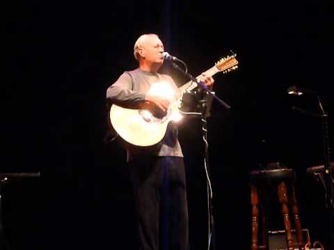 Mike Nesmith Tomorrow and Me live at Manchester RNCM 29th October 2012 P1080536.MOV