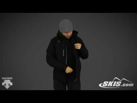 2017 Descente Rogue Mens Jacket Overview by SkisDotCom