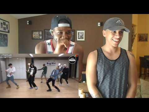 BTS Baepsae (Silverspoon) Dance Practice Reaction Video | TheSydHampton