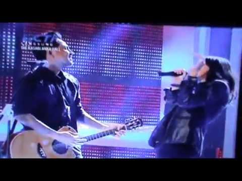 Superman Is Dead Feat. Virza Idol - Jadilah Legenda Live@ AMI AWARDS 2014 RCTI