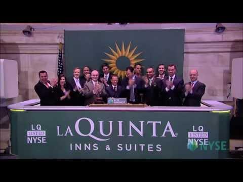 La Quinta Holdings Lists IPO on the New York Stock Exchange
