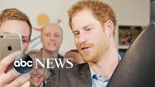 Prince Harry Might Introduce Girlfriend to the Royal Family