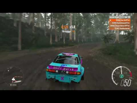 Forza Horizon 3: #Forzathon Fast & Easy 5 PR Stunts Location / Fun Line - Public Relations Challenge