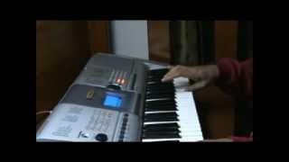 afsana likh rahi hoon uma devi dard 1947 piano cover