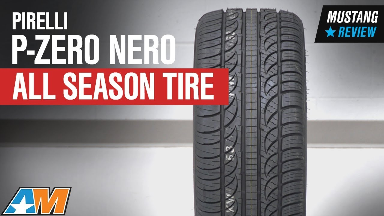 1979 2018 Mustang Pirelli P Zero Nero All Season Tire 17 20