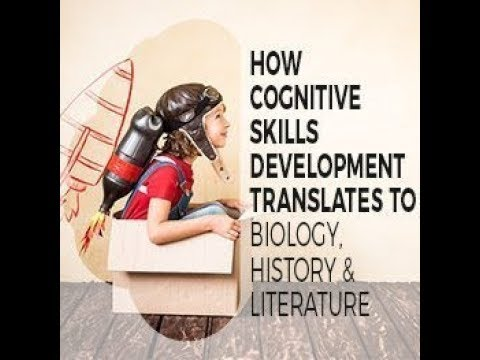 How Cognitive Skills Development Translates to Biology, History and Literature   BrainWare Safari