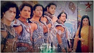 Agilam Potrum Bharatham  tamil  mahabharatham title video 60fps song ⚔️🏹🌕🙏🔥🔥