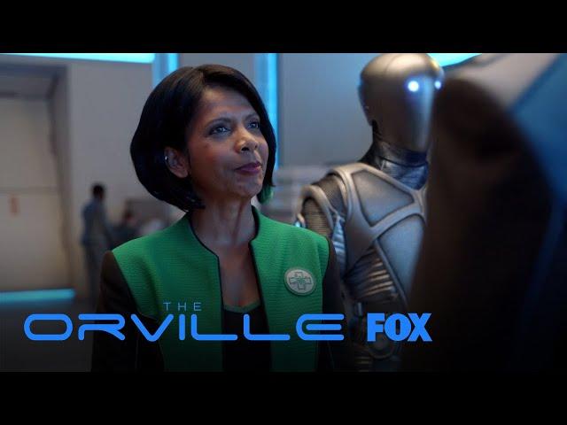 Bortus & Claire Share Their Unique Backgrounds | Season 1 Ep. 1 | THE ORVILLE