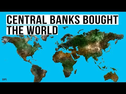 How the Next Financial Crisis Will Allow Central Banks to Buy ENTIRE Companies and Own EVERYTHING!