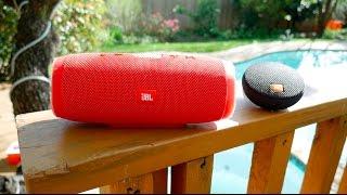 ??  JBL Waterproof Speakers – Charge 3 & Clip 2 review
