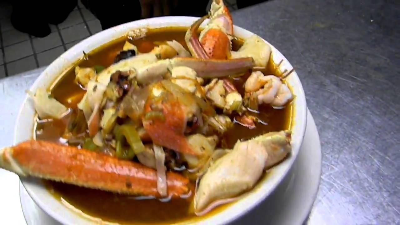 Caldo 7 mares delicioso youtube for Cocinar 7 mares