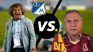 Millonarios Vs Deportes Tolima - EN VIVO!