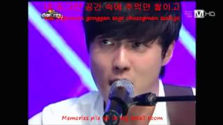 vuclip Roy Kim ft Jung Joon Young SSK4-Becoming Dust [English subs + Romanization + Hangul]