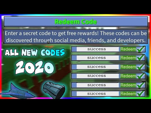 ALL NEW CODES On Build A Boat For Treasure !? (2020) / Roblox