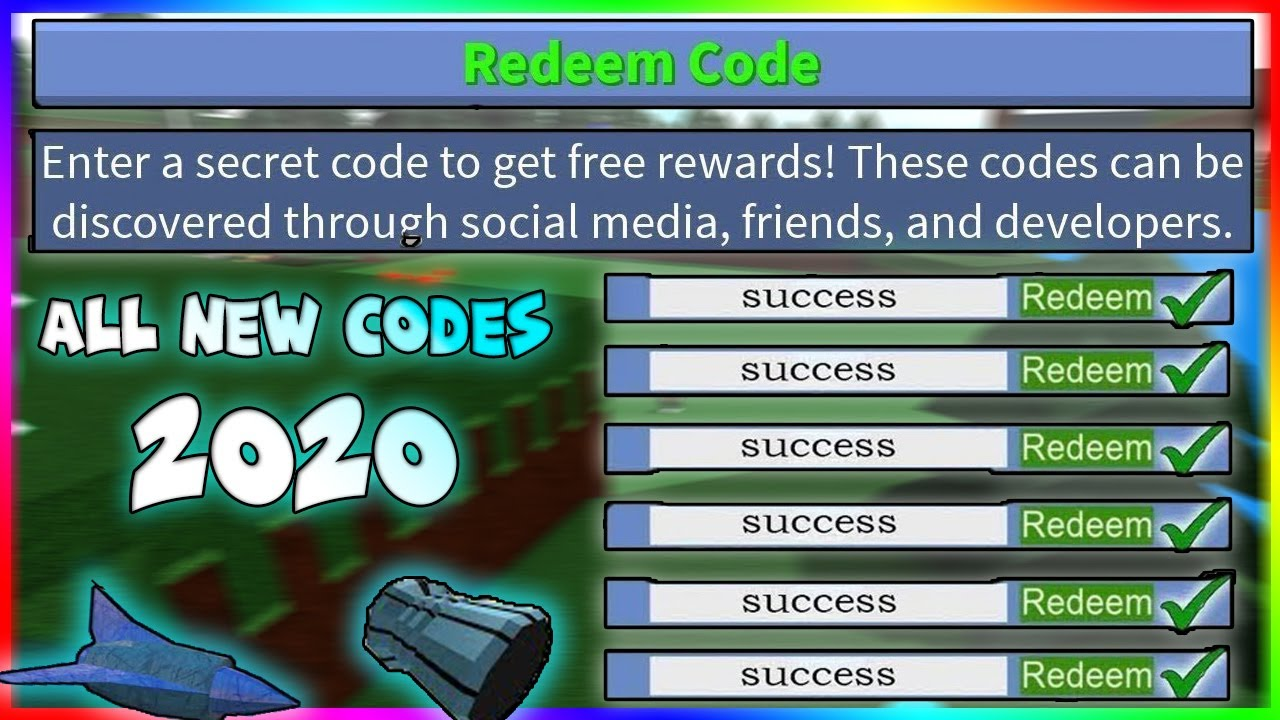 All New Codes On Build A Boat For Treasure 2020 Roblox