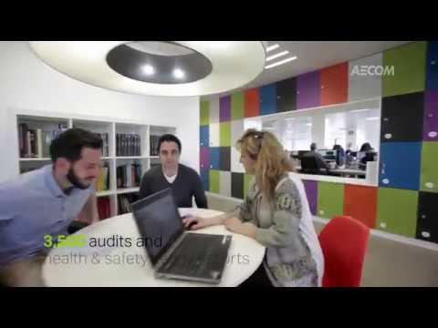 AECOM´s Office In Madrid, Spain