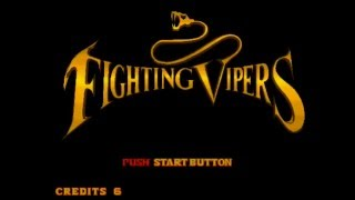 """Fighting Vipers - """"exploding clothes simulator"""""""