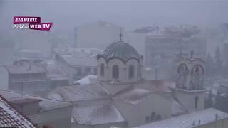 Στα λευκά το Κιλκίς-Eidisis.gr webTV