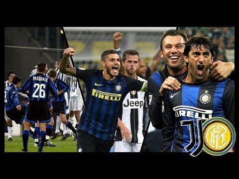 Derby d'Italia • Le più belle vittorie Nerazzurre
