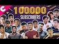 100K Subscribers Special 🔥 MEGA COLLAB!!!