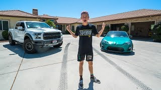 BUYING MY DREAM HOUSE AT 18 YEARS OLD EXCLUSIVE TOUR