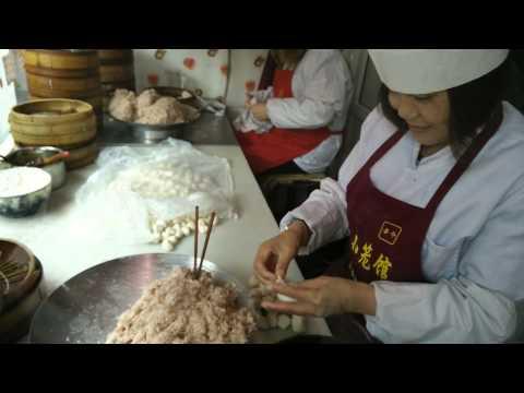 Xiao Long Bao in Nanxiang