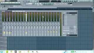 Electro House Bass FL Studio Tutorial