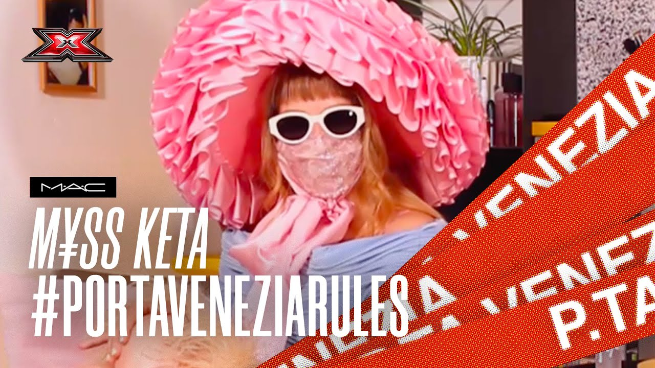 M¥SS KETA IN CATTEDRA PER PORTA VENEZIA RULES | 6