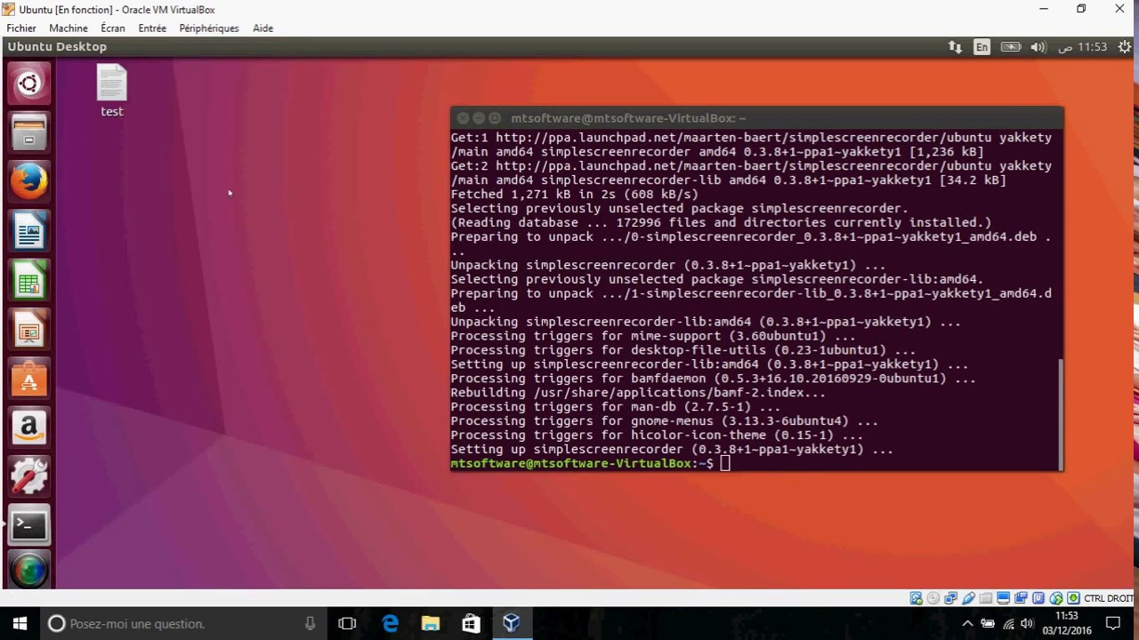 How to install Simple Screen Recorder on Ubuntu Linux Mint