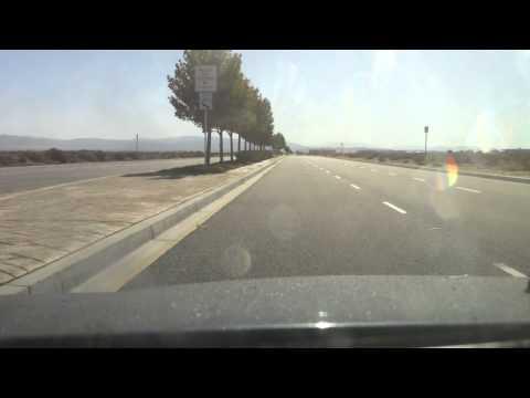 Musical Road- Lancaster, CA