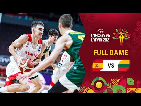Spain v Lithuania