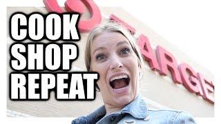 COOK SHOP REPEAT!
