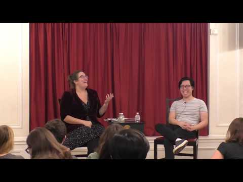 Uncanny Bodies: Carmen Maria Machado and Tony Tulathimutte