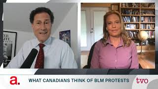 What Canadians Think of the BLM Protests
