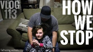 Stopping An Autism Meltdown & Other Questions (and hallulla)