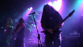 RED TO GREY - The Fall Of God (Live)