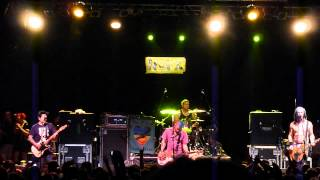 NOFX performing 'Stickin in My Eye' live at the O2 Academy, Newcast...