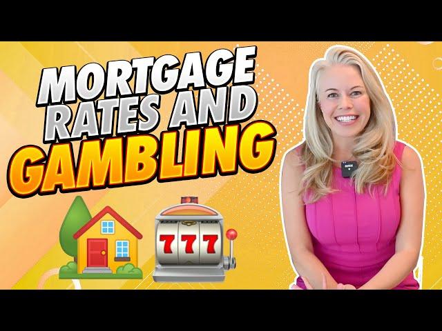 Money Monday: Mortgage Rates Today, Housing Market, VA Loans, Mortgage Refinances and Gambling 🎰🏠