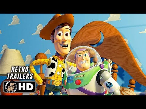 Play All TOY STORY Franchise Trailers (1995 - 2019)