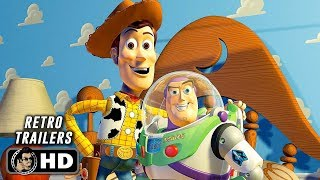 All TOY STORY Franchise Trailers (1995 - 2019)