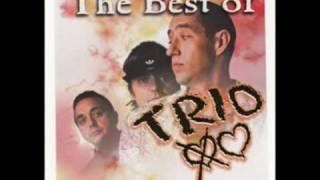 Trio Drei Mann Im Doppelbett