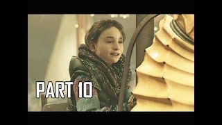 DETROIT BECOME HUMAN Gameplay Walkthrough Part 10 - PIRATE PARK (PS4 Pro 4K Let's Play)