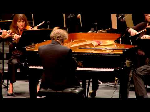 LACO excerpt of Ravel's Piano Concerto in G major