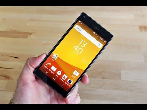 Sony Xperia Z5 Compact - Test en français par Phonandroid