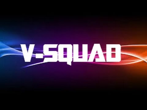 Welcome to V-Squad! (feat. Hk Visualz & Hk Veohz)